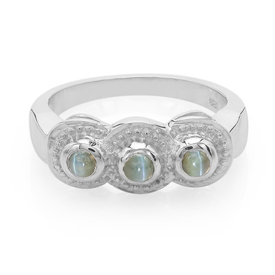 Cat´s Eye Alexandrite Silver Ring (Molloy)