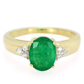 9K Nova Era Emerald Gold Ring