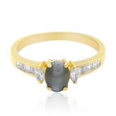 18K Cat´s Eye Brazilian Alexandrite Gold Ring (CIRARI)