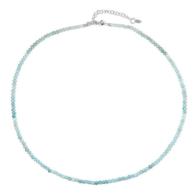 Ratanakiri Zircon Silver Necklace