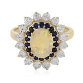9K Welo Opal Gold Ring (Adela Gold)