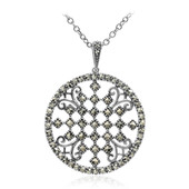 Marcasite Silver Necklace