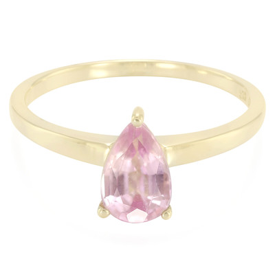 9K Pamir Spinel Gold Ring