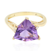 14K Amethyst Gold Ring (CIRARI)