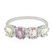Imperial Morganite Silver Ring (Cavill)