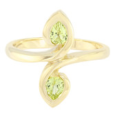 9K Brazilian Chrysoberyl Gold Ring