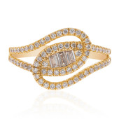 14K SI Diamond Gold Ring (CIRARI)