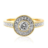 18K SI Diamond Gold Ring (adamantes [!])