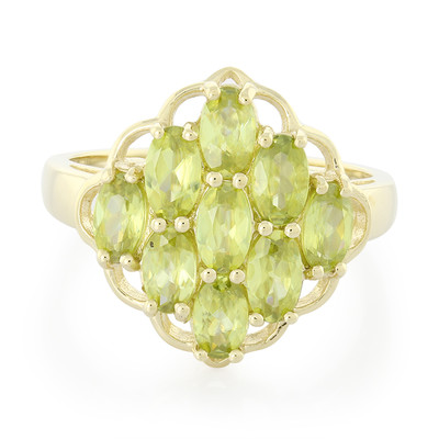 9K Capelinha Sphene Gold Ring