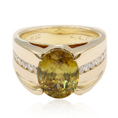 14K Sphene Gold Ring (de Melo)