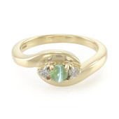 10K Cat´s Eye Alexandrite Gold Ring (Molloy)