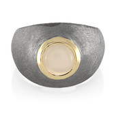 Kangeyam Moonstone Silver Ring