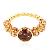 14K Noble Red Spinel Gold Ring (de Melo)