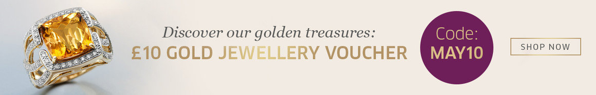 Gold jewellery £10 discount