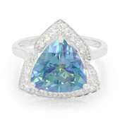 Moonstruck Topaz Silver Ring