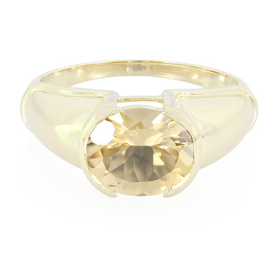 9K Imperial Beryl Gold Ring