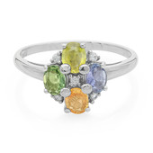 Sphene Silver Ring (Cavill)