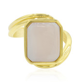 Mother of Pearl Silver Ring (MONOSONO COLLECTION)