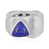 18K AAA Tanzanite Gold Ring (de Melo)
