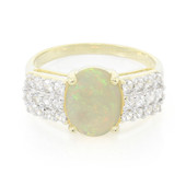 9K Indonesian Opal Gold Ring