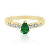 14K Tsavorite Gold Ring