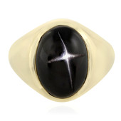 9K Indian star diopside Gold Ring