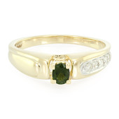 10K Imperial Chrome Tourmaline Gold Ring (Molloy)