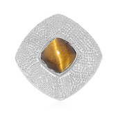 Tiger´s Eye Silver Pendant (MONOSONO COLLECTION)
