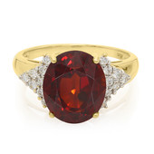 18K Spessartite Gold Ring