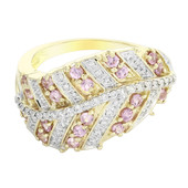 9K Pink Sapphire Gold Ring (Molloy)