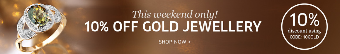 10% off gold jewellery