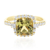 14K Colour Change Diaspore Gold Ring (CIRARI)