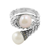Freshwater pearl Silver Ring (Cavill)