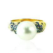 14K South Sea Pearl Gold Ring (de Melo)
