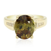 9K Andalusite Gold Ring