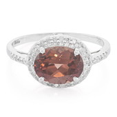 10K Pink Zircon Gold Ring (Molloy)