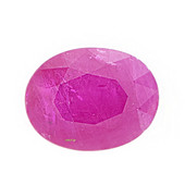 John Saul Ruby other gemstone
