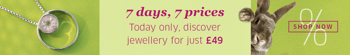 7 days, 7 prices