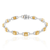 18K SI Yellow Diamond Gold Bracelet (CIRARI)