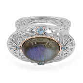 Labradorite Silver Ring (Dallas Prince Designs)