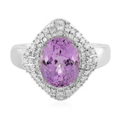 14K Patroke Kunzite Gold Ring