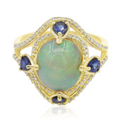 14K Welo Opal Gold Ring