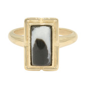 Calcite Silver Ring