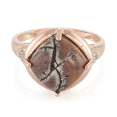 Sonora Dendritic Silver Ring