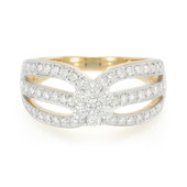 14K SI Diamond Gold Ring (Lance Fischer)