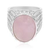 Kunzite Silver Ring (MONOSONO COLLECTION)