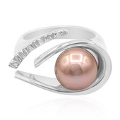 Ming Pearl Silver Ring