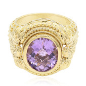 Amethyst Silver Ring (Memories by Vincent)