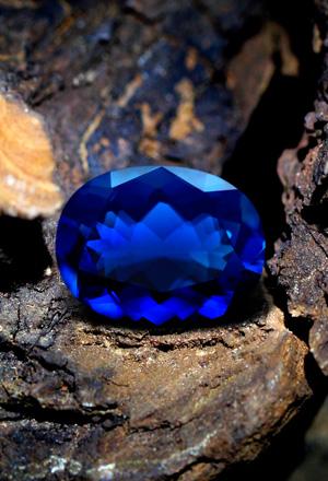 Blue Fire Opal