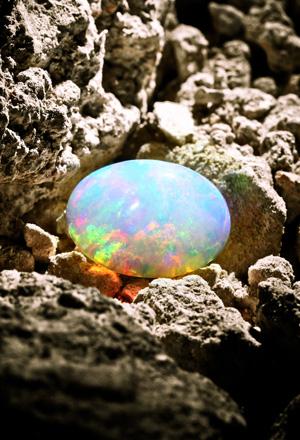 Welo Opal
